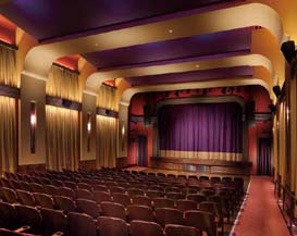Franklin Theatre uses the Clair Brothers i208 compact line array system