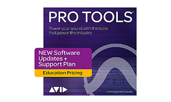 Protools Subscription - Student/Teacher (BOXED)
