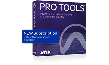 Protools Subscription - Institutional (BOXED)