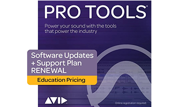 Pro Tools Renewal - Student /Teacher (BOXED)