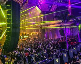 Clair Brothers Rocks World's Largest Nightclub – Spain's Privilege Ibiza