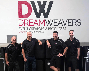 kiTCurve Guides Dreamweavers Sound to Higher Ground