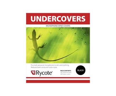 Black Undercovers Pack OF 100