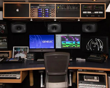 Genelec helps The Lennon Bus inspire the next generation