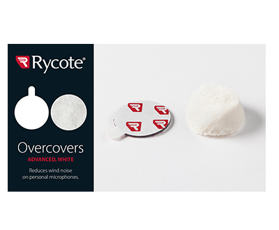 Overcovers Adv, White (Pack)