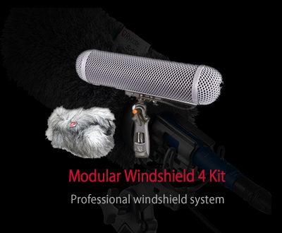 Modular Windshield 4 Kit