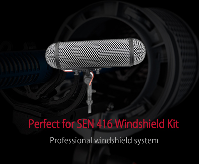Perfect for SEN 416 Windshield Kit