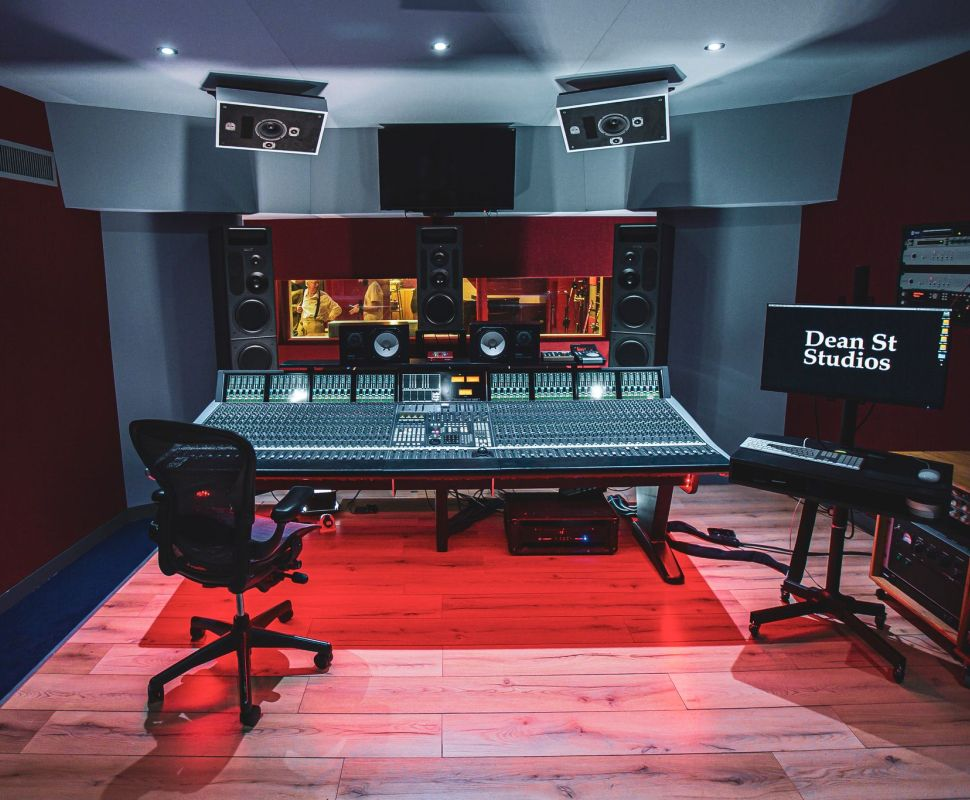 Legendary Dean St. Studios Install PMC and Dolby Atmos