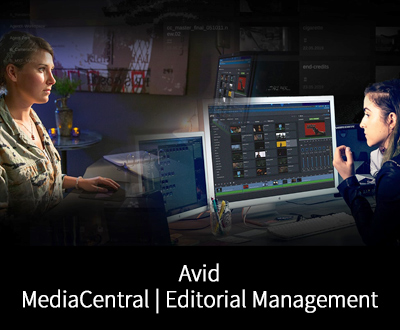MediaCentral | Editorial Management